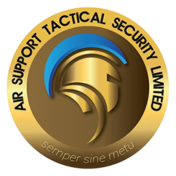 air support tactical security logo